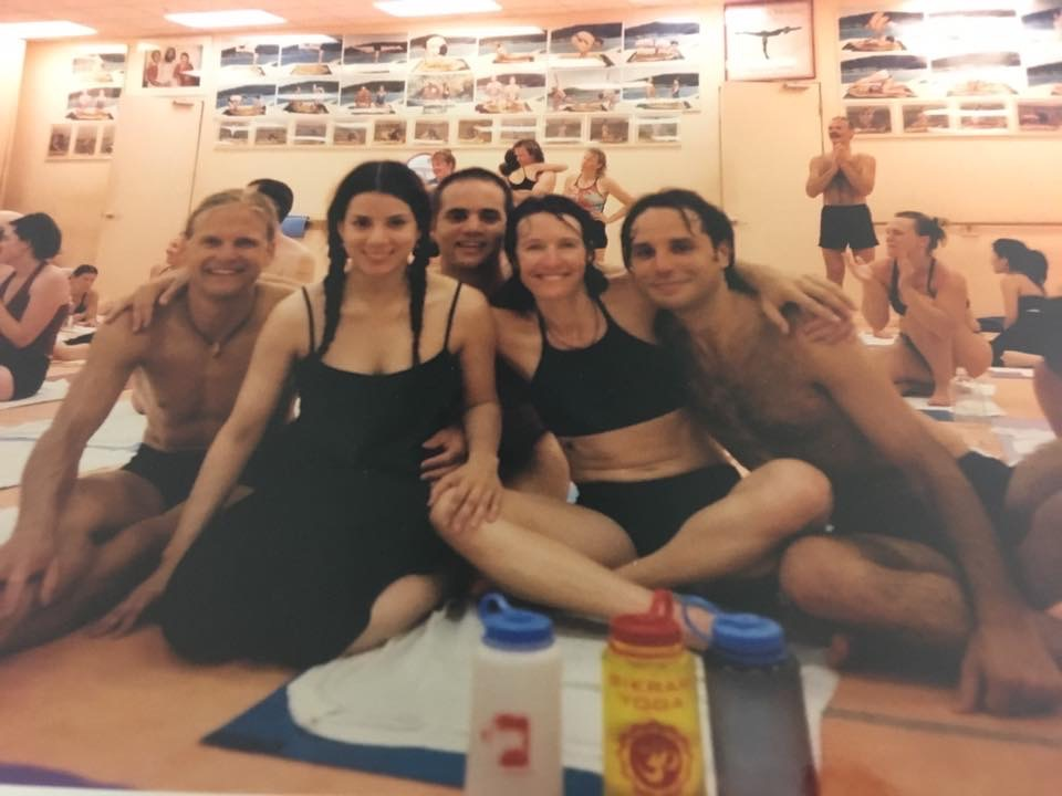 2003 Bikram Training