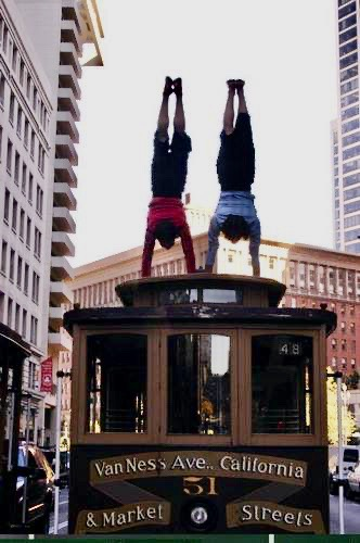 2004 Sponsored by Lululemon's first store in San Francisco CA