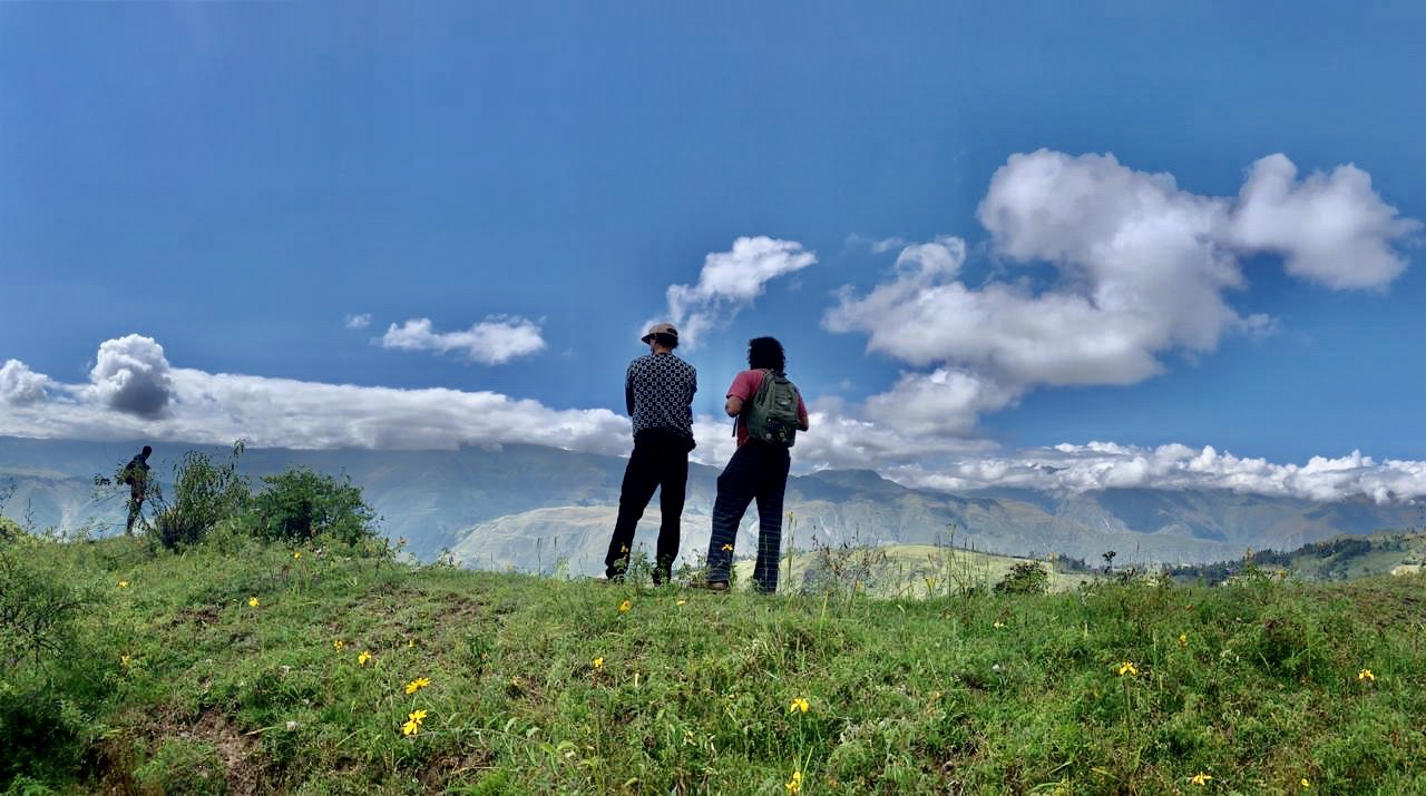 "2019 Purchased land for ""Synergy Sanctuary"" in Peru's Sacred Valley with partners"